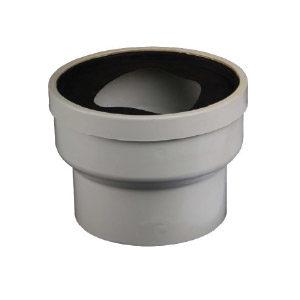 Straight Pan Collar - Solvent Weld