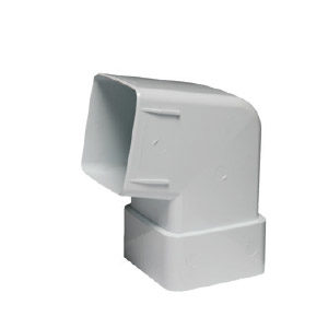 Streamline Double-Flo® Square Downpipe Bend / Shoe