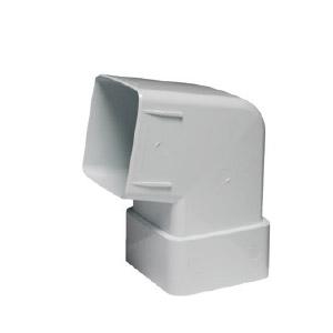 Streamline Double-Flo® Square Downpipe Bend / Shoe