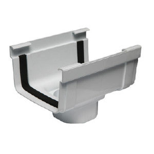Streamline Double-Flo® Gutter Outlet
