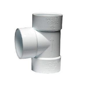 87.5° E-Spec Plain Single Junction Solvent Weld