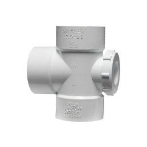 87.5° E-Spec Access Heel Single Junction Solvent Weld