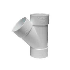 135° E-Spec Plain Single Junction Solvent Weld