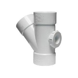 135° E-Spec Access Heel Single Junction Solvent Weld