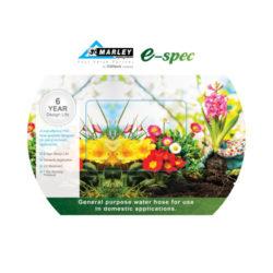 E-spec Garden Hose 12mm with Fittings