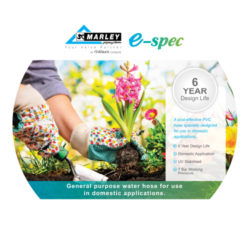 E-spec Garden Hose 20mm without Fittings